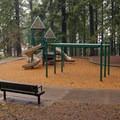 Mount Tabor's playground.- Mount Tabor