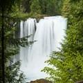 Koosah Falls.- Koosah Falls