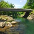 Wilson River swimming hole under Jones Creek Road.- Smith Homestead Day Use Area