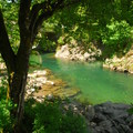 Wilson River swimming hole.- Smith Homestead Day Use Area