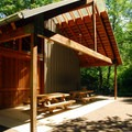 Smith Homestead Picnic Shelter.- Smith Homestead Day Use Area