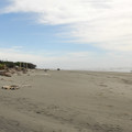 Benson Beach.- Cape Disappointment Campgrounds A, B + C