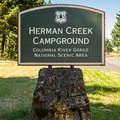 - Herman Creek Campground