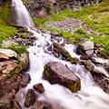 Plaikni Falls.- Plaikni Falls Trail