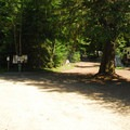 Cat Creek Campground.- Cat Creek Campground + Campsites
