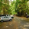 North Fork Campground.- North Fork Campground