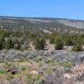 Horse Ridge Hills.- Horse Ridge