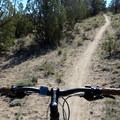 A dry, high desert ride.- Horse Ridge