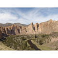 Smith Rock State Park Panorama- Smith Rock State Park