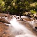 Annie Creek.- Annie Creek Canyon Loop Trail