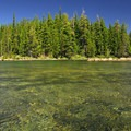Waldo Lake.- Waldo Lake