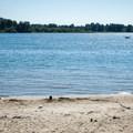 Cottonwood Beach.- Captain William Clark Park at Cottonwood Beach