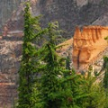 Pumic Castle.- Crater Lake National Park