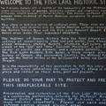 Fish Lake Remount Depot has an extensive history.- Fish Lake Remount Depot