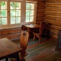 The Dispacher's Cabin.- Fish Lake Remount Depot