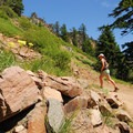 Garfield Peak Trail.- Garfield Peak Hike