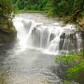 Lower Lewis River Falls.- Lewis River Falls