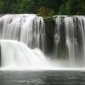 Upper Lewis River Falls.- Lewis River Falls