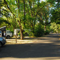 Champoeg State Park Campground, A Loop.- Champoeg State Park Campground