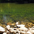 North Santiam River.- Packsaddle County Park