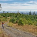Rob Mill Road provides the best access to the trail network.- Dallas Trails