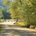 Santiam Flats Campground.- Detroit Lake, Santiam Flats Campground