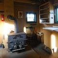 Cabin 6 interior.- Olallie Lake Resort