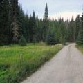 Lower Lake Campground.- Lower Lake Campground