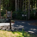 Promontory Park Campground.- Promontory Park Campground