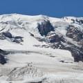 Mazama Glacier.- Bird Creek Meadows