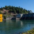 Dexter Dam.- Dexter State Recreation Site