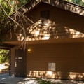 Restrooms at Simex Group Campground.- Simax Group Campground