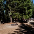 Typical group site.- Simax Group Campground
