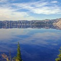 With no inlet or outlet, Crater Lake is one of the clearest and deepest lakes in the world.- Cleetwood Cove Trail