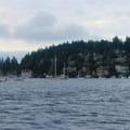 A view into Friday Harbor.- San Juan Island: Friday Harbor Sea Kayaking
