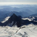 Little Tahoma Peak (11,138').- Mount Rainier: Disappointment Cleaver Route