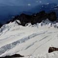 Ingraham Glacier.- Mount Rainier: Disappointment Cleaver Route