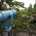 A view to downtown Portland.- International Rose Test Garden