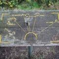 Viewpoint signage.- Hoyt Arboretum