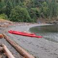 Deadman Bay.- San Juan Island, Sea Kayaking Smallpox Bay to Deadman Bay