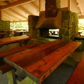 Pioneer Picnic Shelter.- Wildwood Recreation Site