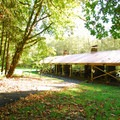 Mountain View Picnic Shelter.- Wildwood Recreation Site