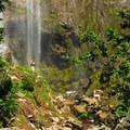 Spray Falls.- Spray Waterfall + Spray Park Hike
