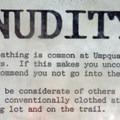 Standard operating procedure.- Umpqua Hot Springs