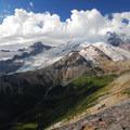 Mount Rainier (14,411') from Burroughs Mountain.- Burroughs Mountain Hike
