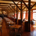 Dining hall at Paradise Inn.- Paradise Inn