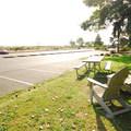 The day use area at Fay Bainbridge Park.- Fay Bainbridge Park