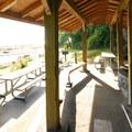 North Private Picnic Shelter Fay Bainbridge Park.- Fay Bainbridge Park