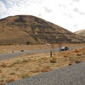 Cottonwood Canyon's Lone Pine Campground.- Lone Tree Campground