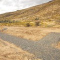 Hiker/biker walk-in campsites at Lone Pine Campground.- Lone Tree Campground